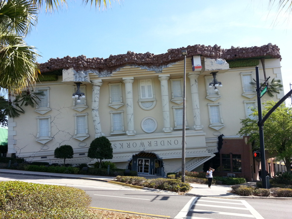 WonderWorks in Orlando, Florida