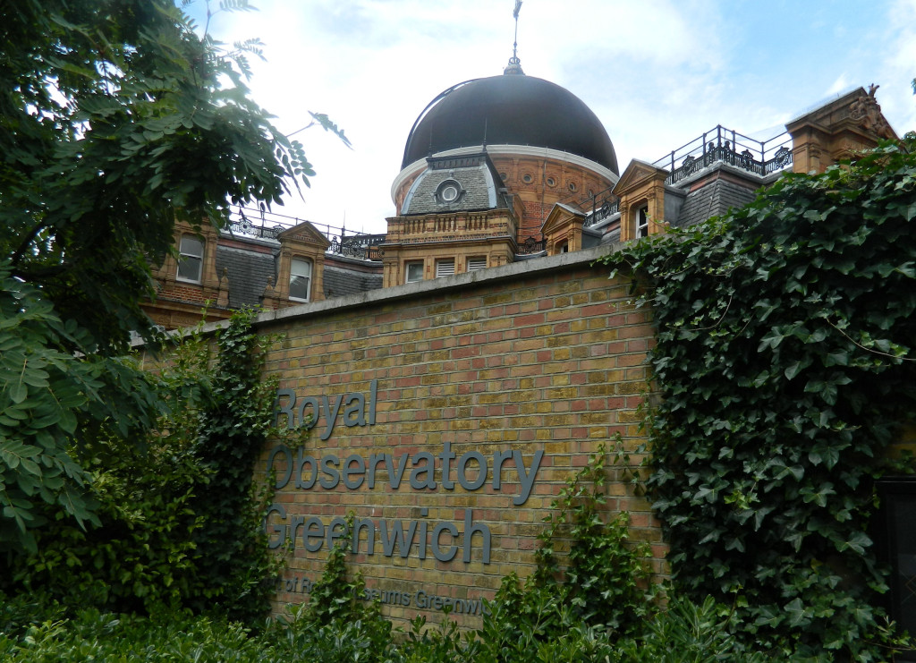 Royal Observatory in Greenwich, England