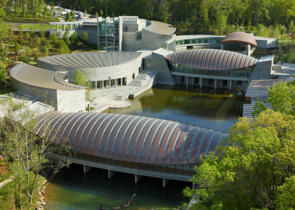 Crystal Bridges Museum of