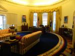 White House Replica at the Clinton Presidential Center