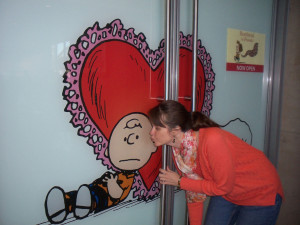 It's okay Charlie Brown - I love you!