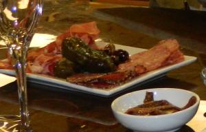 A briny platter