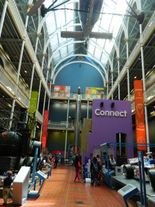 The National Museum of Scotland in Edinburgh