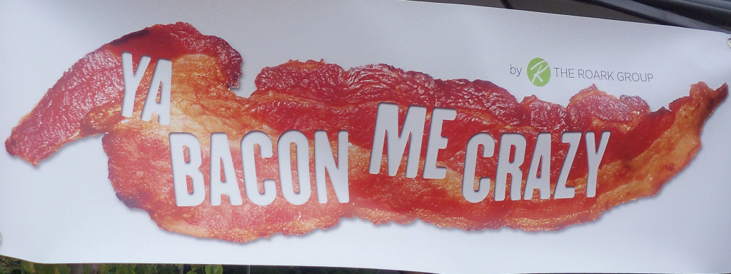 Bacon Bowl 2014 in Bentonville, AR