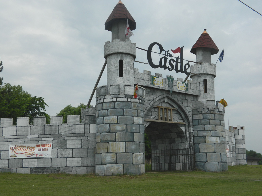 The Castle at Muskogee, Oklahoma