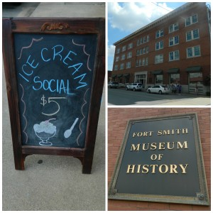 Fort Smith Museum of History in Arkansas