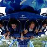 SeaWorld Manta Rollercoaster