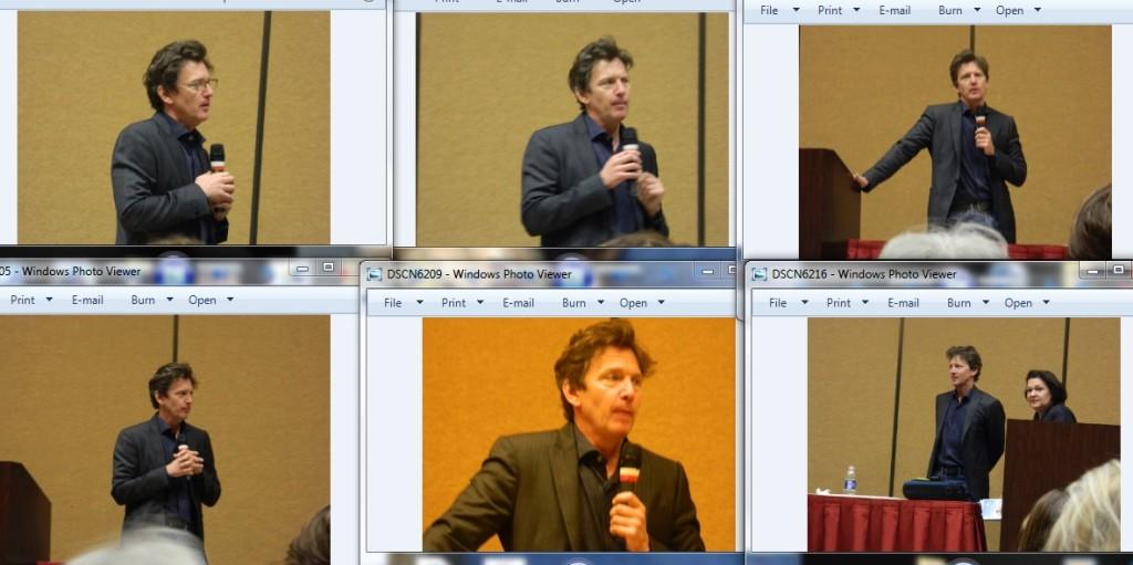 Andrew McCarthy travel talk