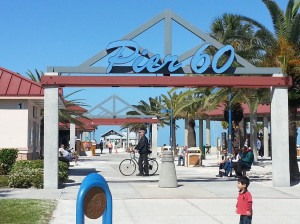 Pier 60 at Clearwater Beach, Florida