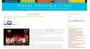 Visit Rogers tourism site