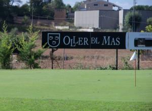 Oller del Mas golf course outside Barcelona, Spain