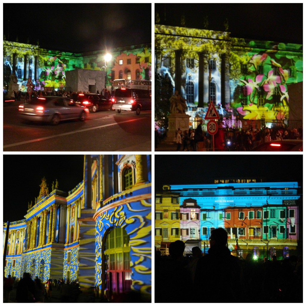 Berlin, Germany Festival of Lights 2014