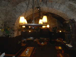 Twelve Apostles' Cellar in Vienna, Austria