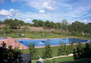 Oller Del Mas golf course outside of Barcelona, Spain