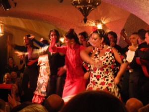 Flamenco Night at Tabloa Cordobes in Barcelona