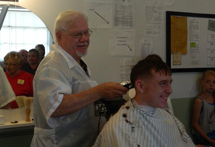 Haircut Day 2014 Elvis Haircut Day 2014