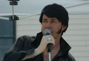 Brent Giddens, Elvis tribute artist